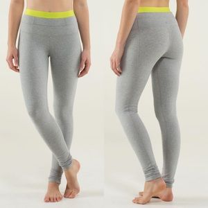 Lululemon Live Natural Leggings Sz 4/31